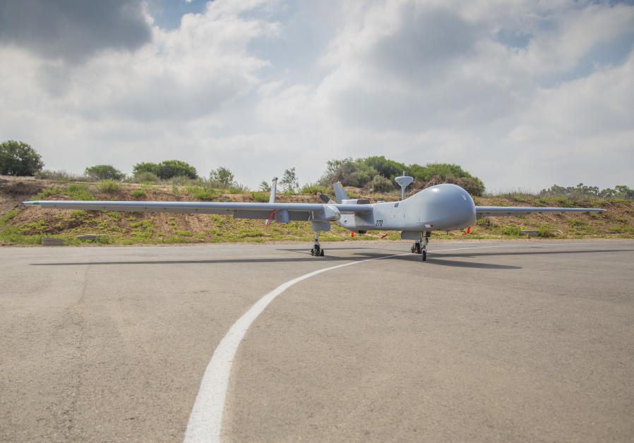 Israel's Eitan Drone