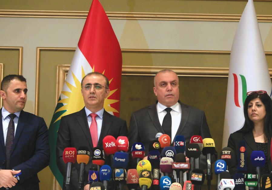 Is a separate Kurdish state inevitable?