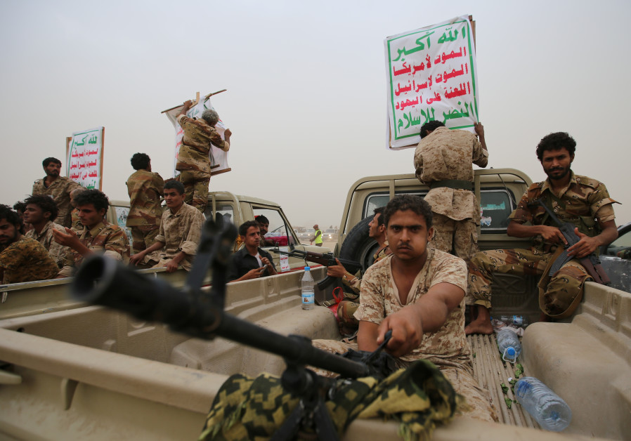 Saudi-led coalition in Yemen launches air strikes on Houthi-held capital