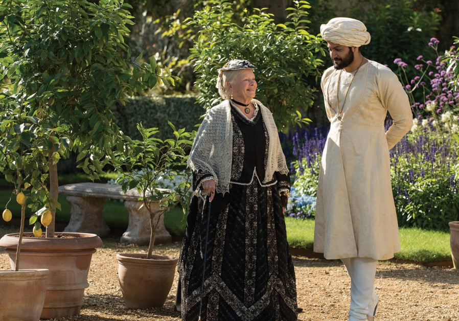 'VICTORIA & ABDUL', Directed by Stephen Frears With Judi Dench and Ali Fazal.