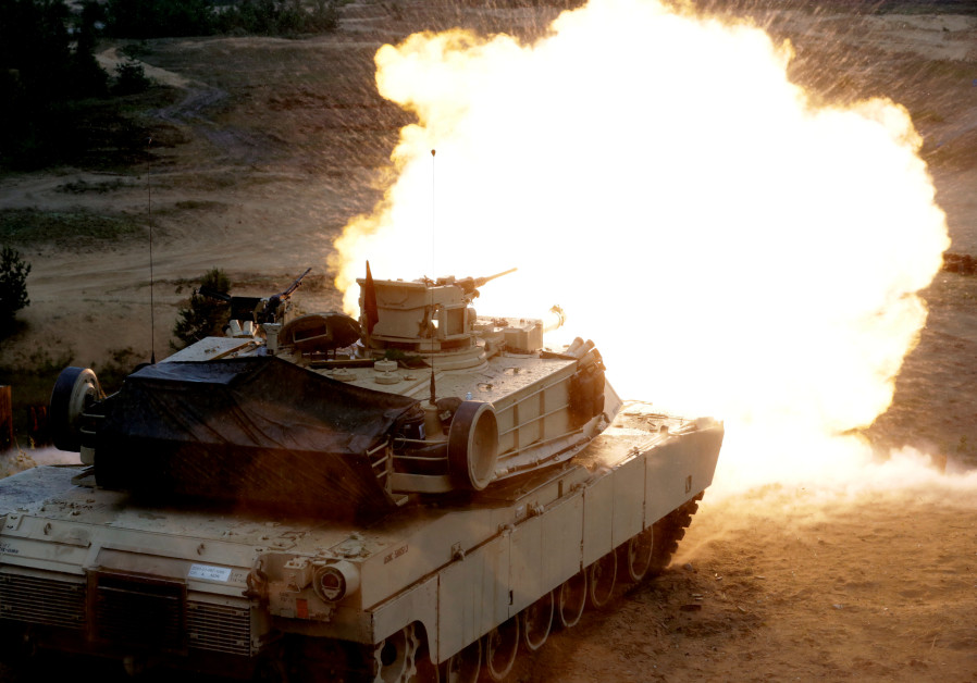 Pentagon gives green light to install Israeli defense system on US tanks