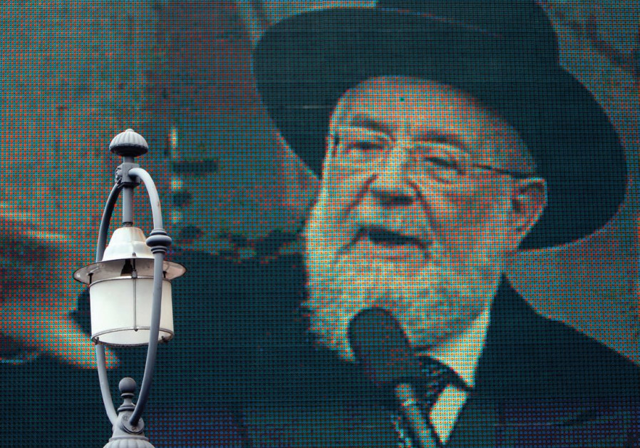 TEL AVIV Chief Rabbi Yisrael Meir Lau