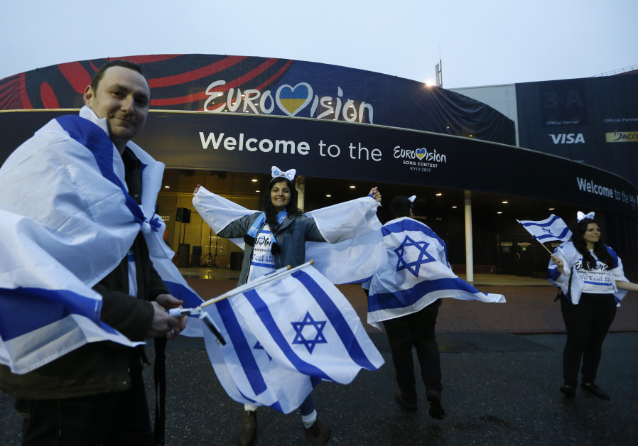 Israel confirmed for 2018 Eurovision