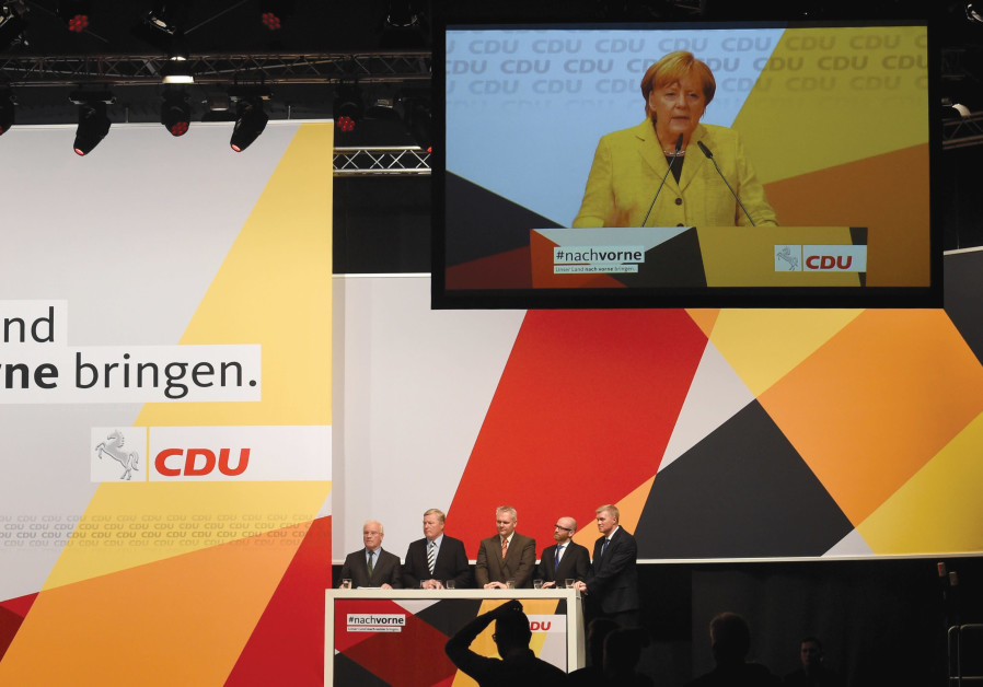 'GERMANY'S LEADERS must think ahead on certain societal issues far more than those of other countrie