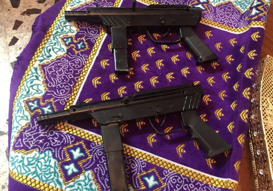 Carl Gustav guns