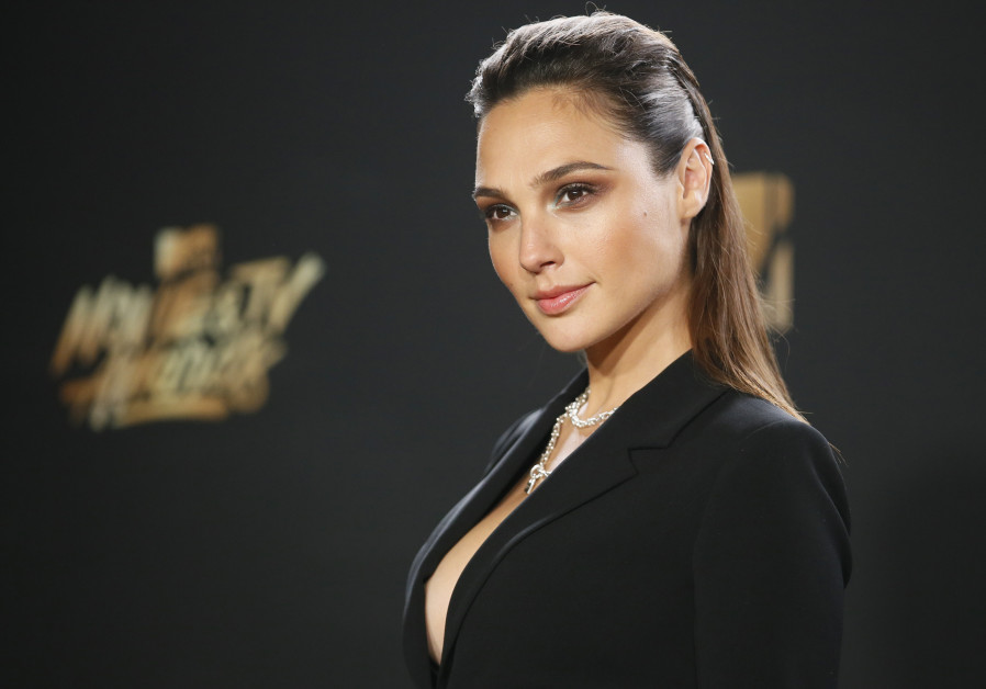 2017 MTV Movie and TV Awards Wonder Woman Hollywood Israeli Actress