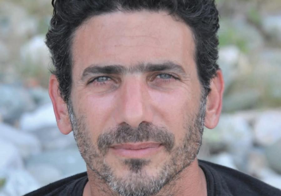 Erez Roimi, director of the Collective Impact in Kiryat Malachi.