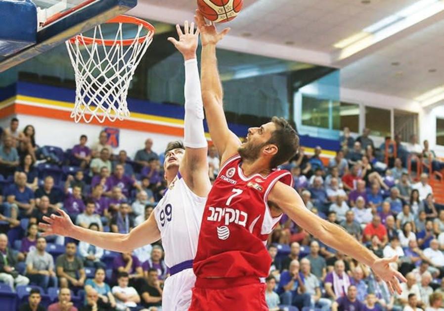 Jerusalem avenges Cup loss to Nahariya