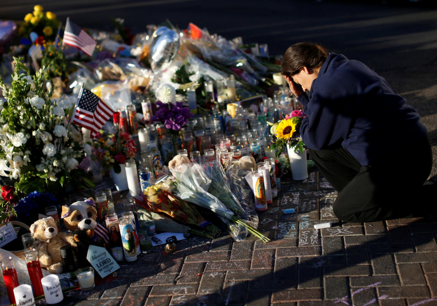 Analysis: Why hasn't Israel been the victim of mass shootings?