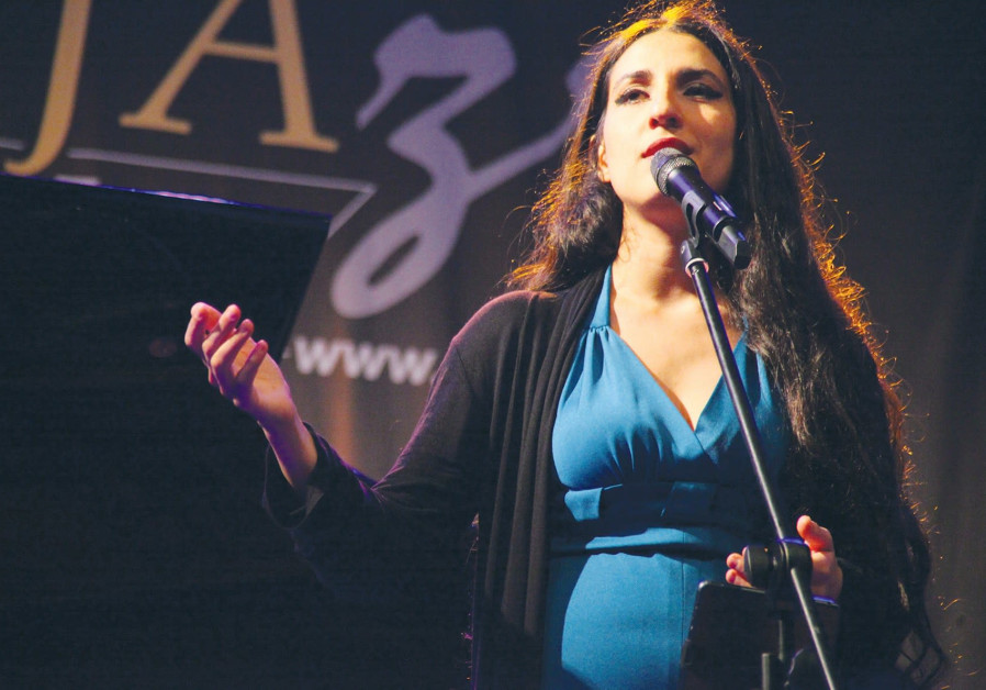NOAM VAZANA performs last month at the Tanjazz Festival in Tangier, Morocco.