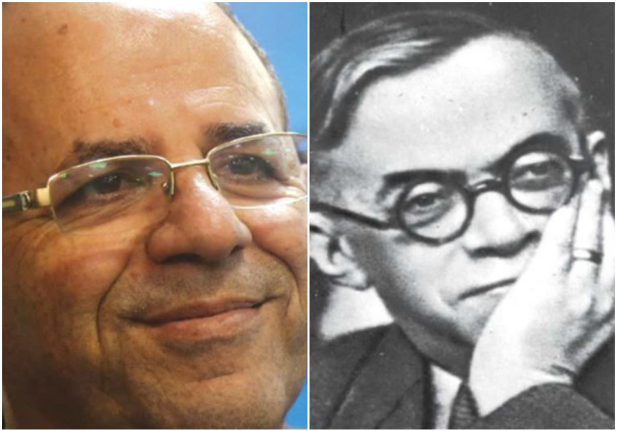 The mission to save Jabotinsky's home from destruction