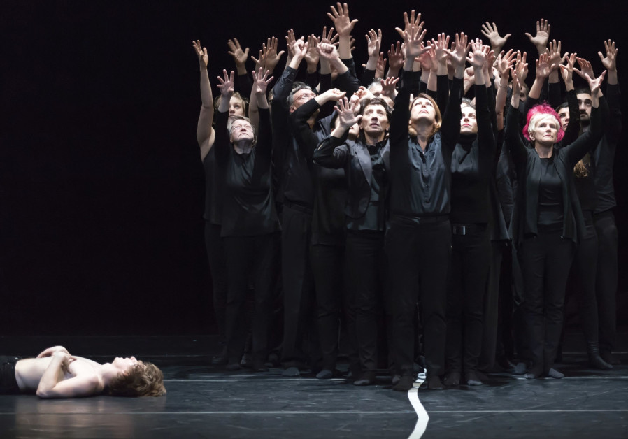 'Good Passports, Bad Passports' will be performed at the Tel Aviv Dance Festival