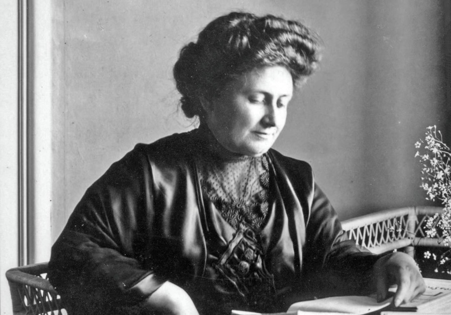 italian educator maria montessori