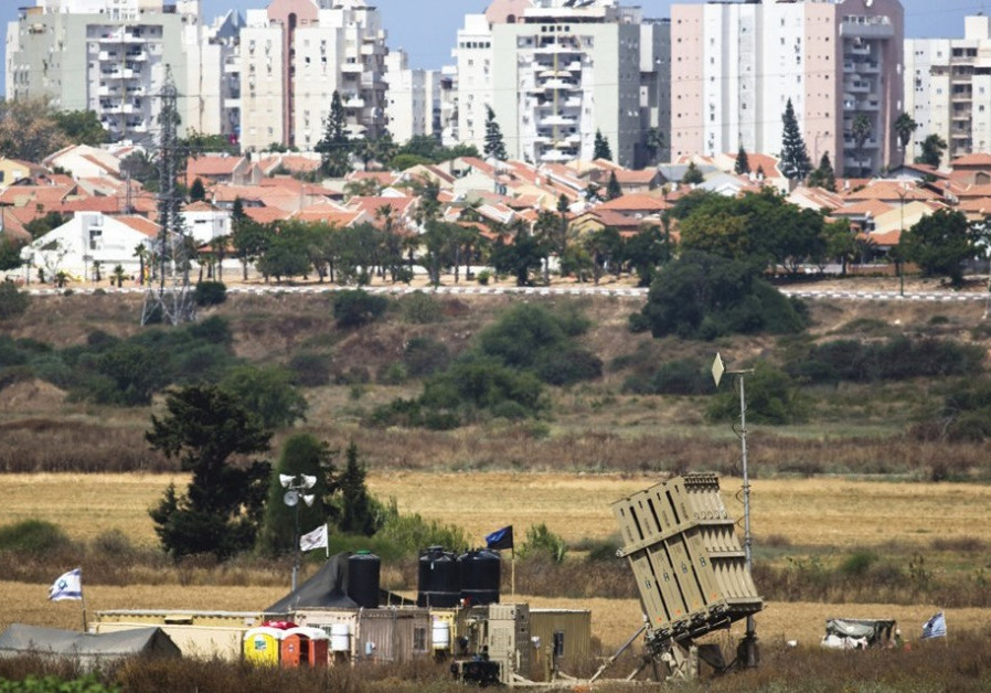 IDF deploys Iron Dome to defend against Islamic Jihad retaliation