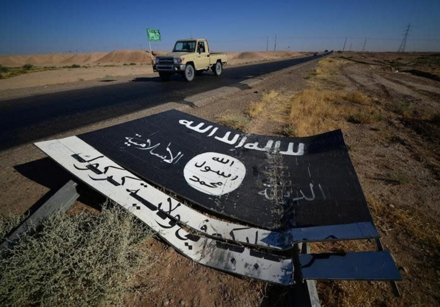 Russia: ISIS operates near US base in Syria unhindered