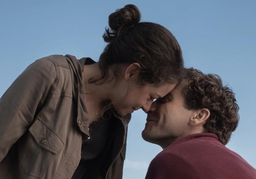 Jake Gyllenhaal performs on screen in 'Stronger'.