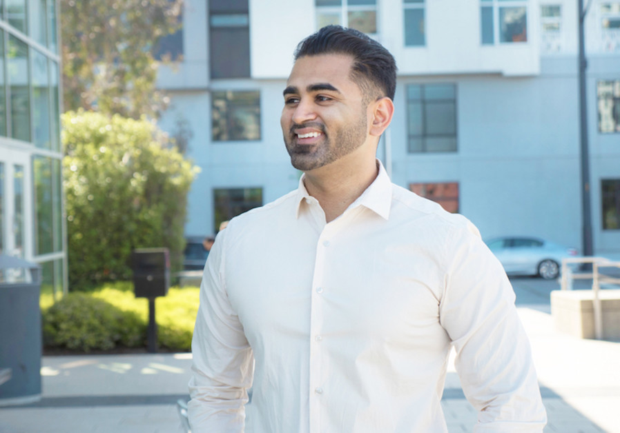 Why this Sikh entrepreneur created a Jewish dating app