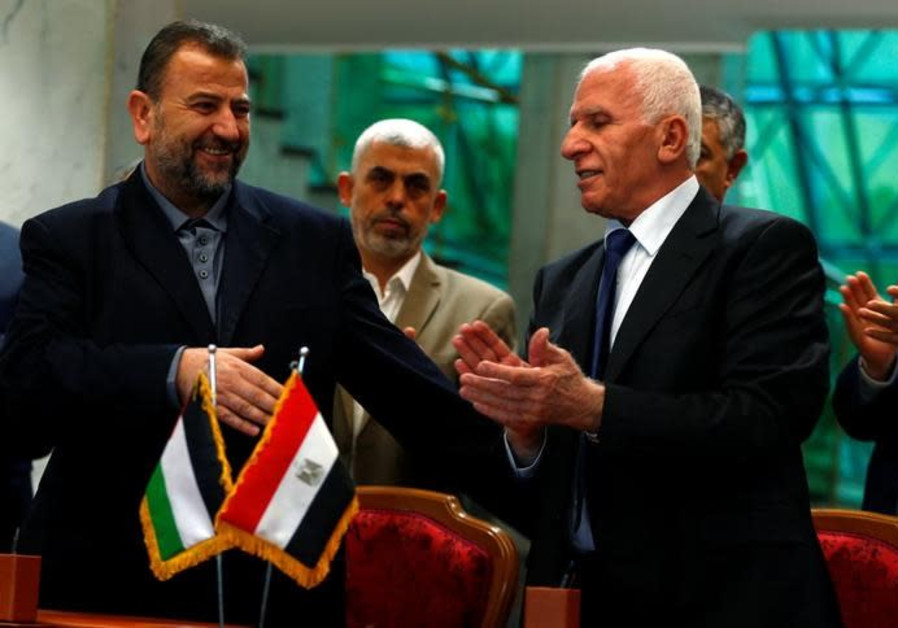 Hamas and Fatah ask Egypt to postpone transfer of responsibility for Gaza