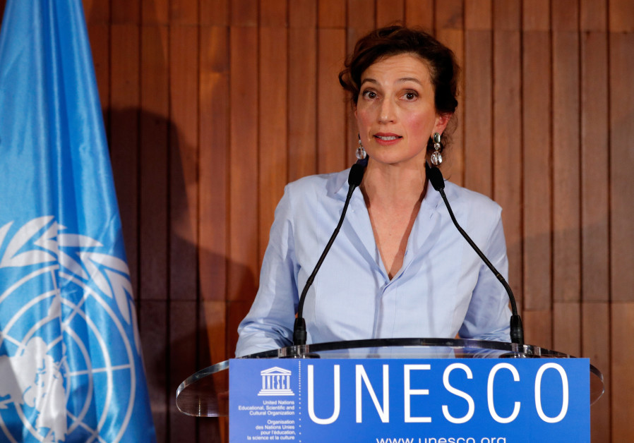 UNESCO confirms France's Audrey Azoulay as new head