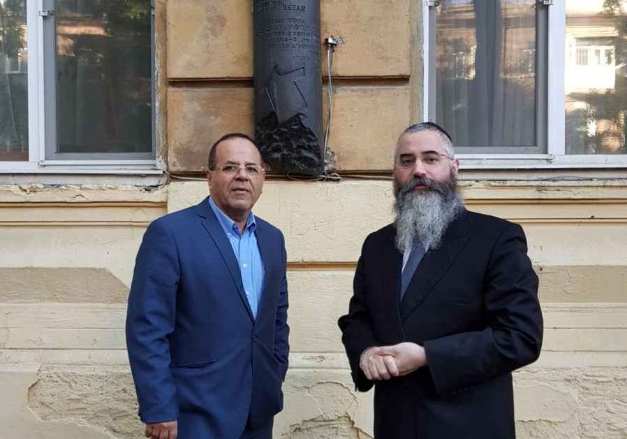 Jabotinsky's home saved from demolition, to be declared historic site