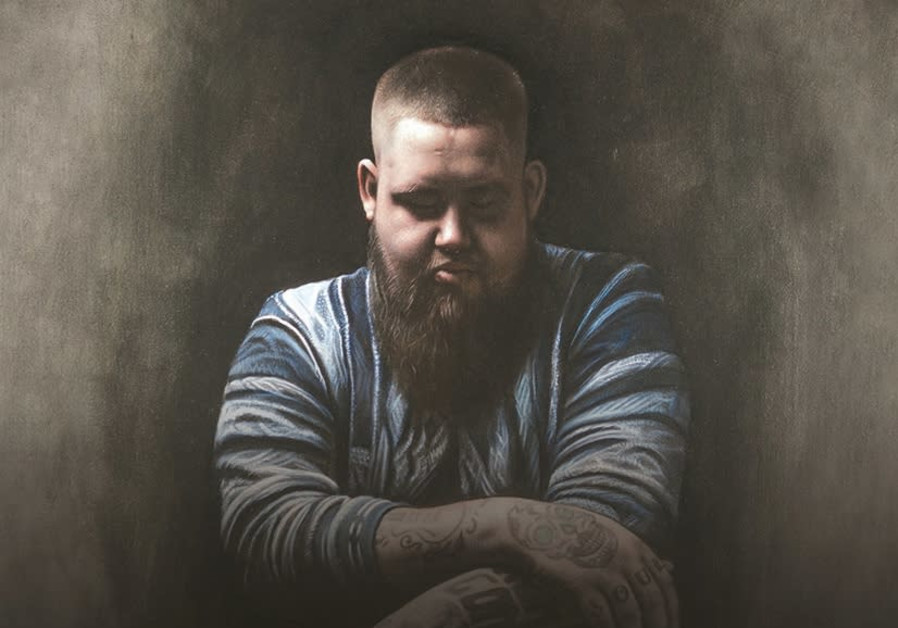 He's only human: Rag 'N' Bone Man to play TA