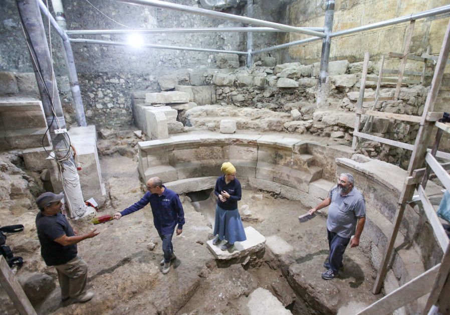 Archaeologists call 1700-year-old ancient Roman structure 'sensation'