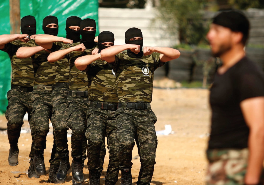 Hamas security has beards, Fatah doesn't: Why real PA unity won't happen