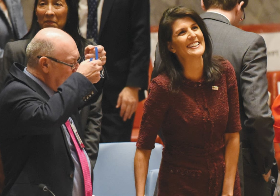 Haley: reelection of Congo to UNHRC 'one more credibility blow'