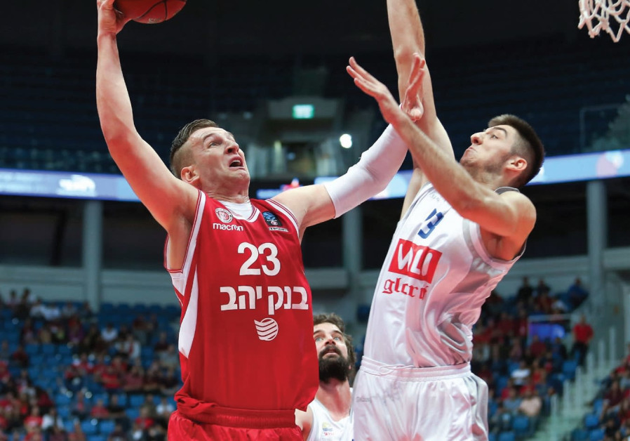 Jerusalem falls to 0-2 in Eurocup play