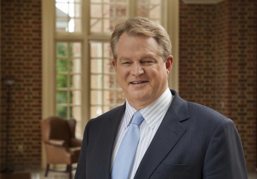 CBN chief Gordon Robertson