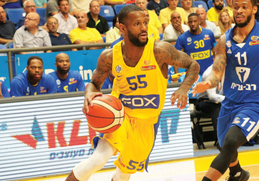 Maccabi Tel Aviv guard Pierre Jackson looks to build on last week's sensational Euroleague debut for