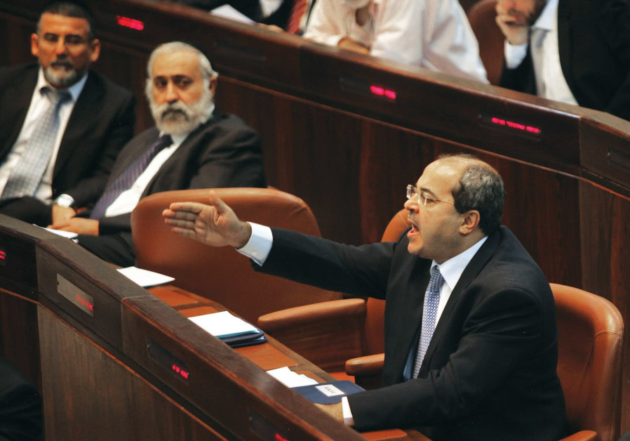 Knesset refuses to put bill rejecting Jewish, democratic Israel to a vote