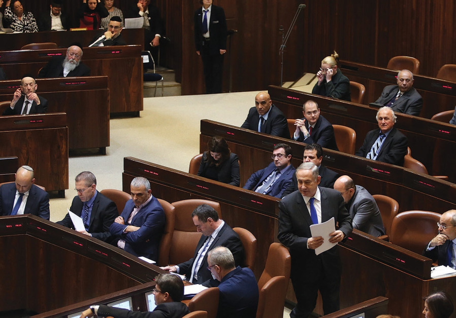 Majority of Knesset backs bill accusing Poland of ...