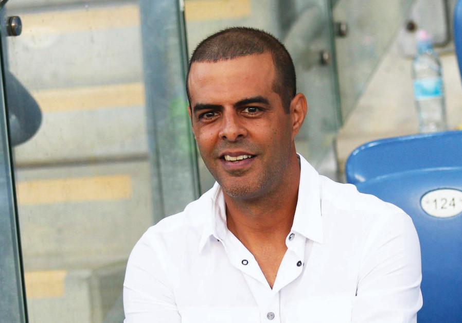 Maccabi Haifa coach Guy Luzon
