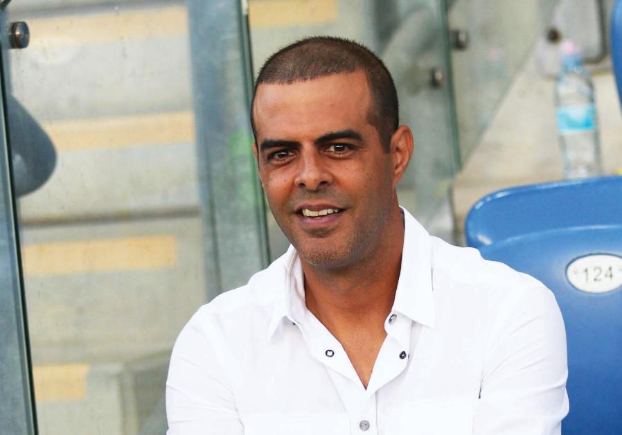 Maccabi Haifa coach Guy Luzon