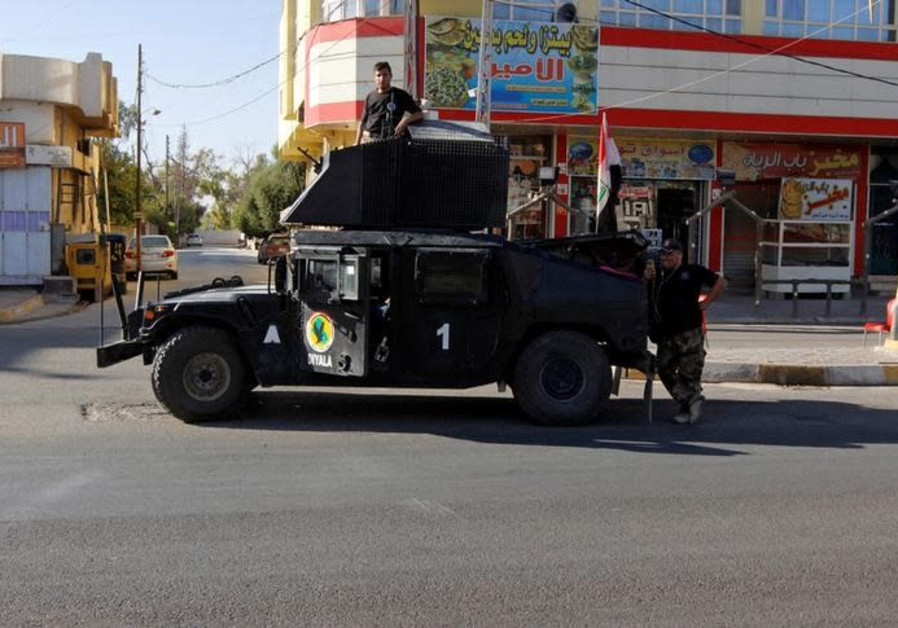 Iraqi forces complete Kirkuk province takeover after clashes with Kurds
