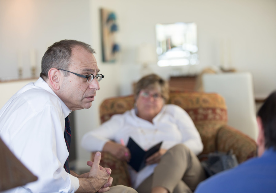 A 'humanistic' rabbi runs for Congress