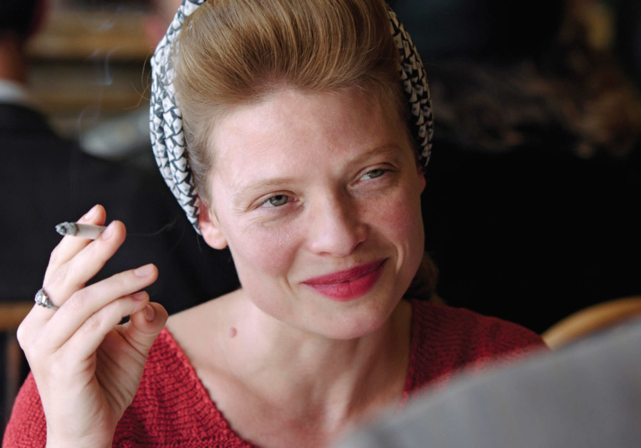 MELANIE THIERRY portrays French literary icon Marguerite Duras in 'Memoir of Pain.'