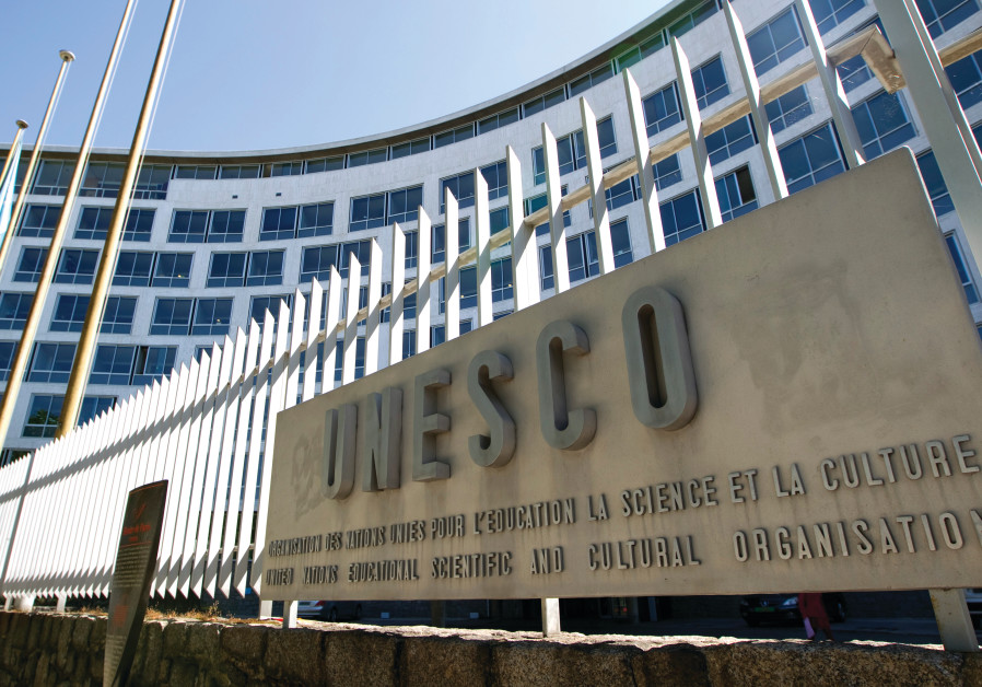 UNESCO book program puts antisemitic material on display