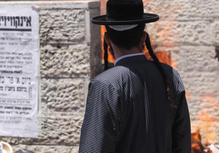 Haredi youth