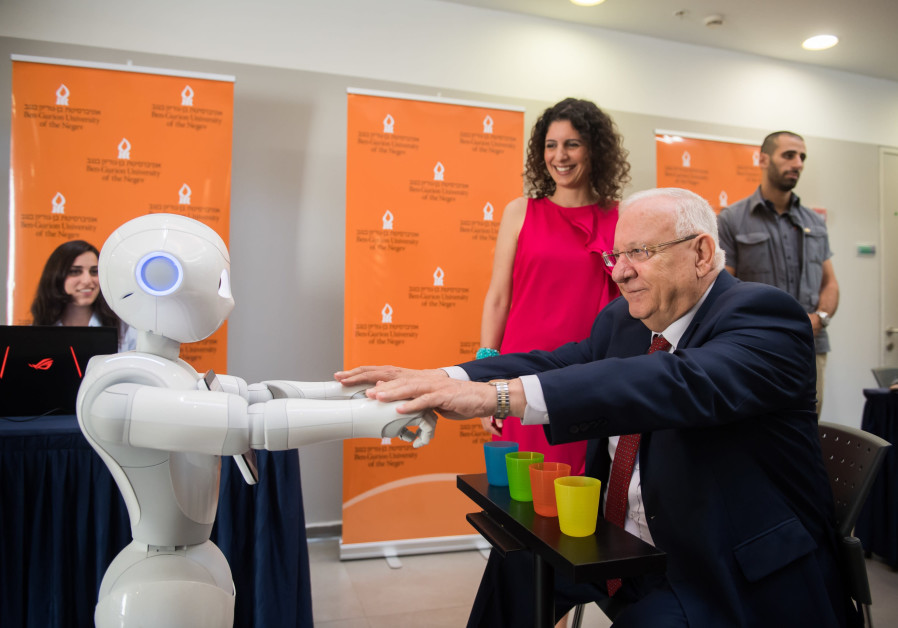 Physiotherapy robots need to be more human-like, say Ben Gurion U researchers