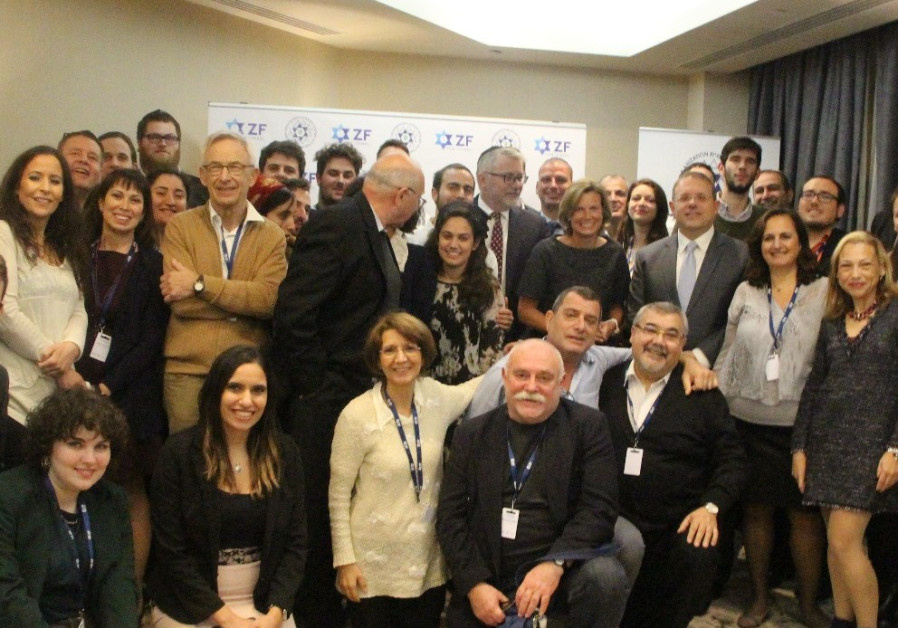 Hundreds of London Zionists gather at WZO counter antisemitism conference