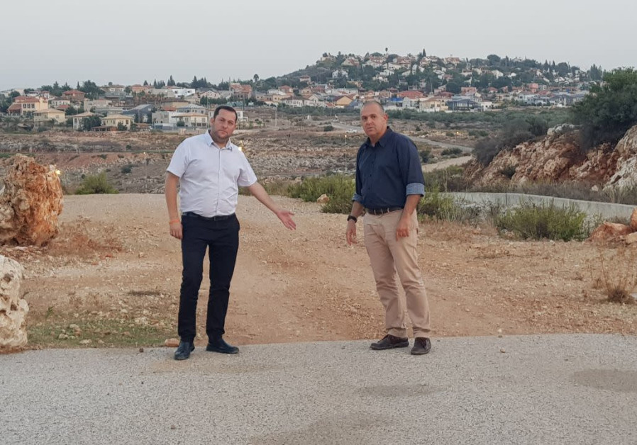 Settler leaders appeal to High Court over by-pass road