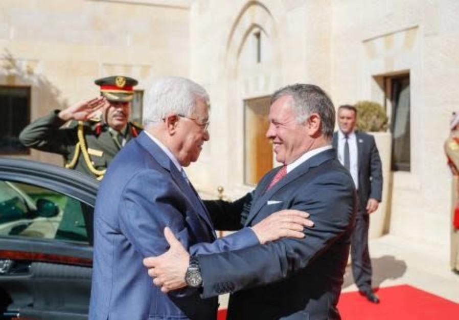 Jordan realpolitik