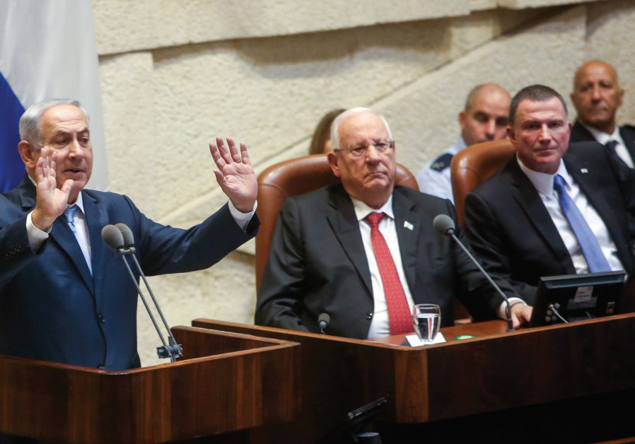 Netanyahu opens Knesset session mocking 'bitter' opposition