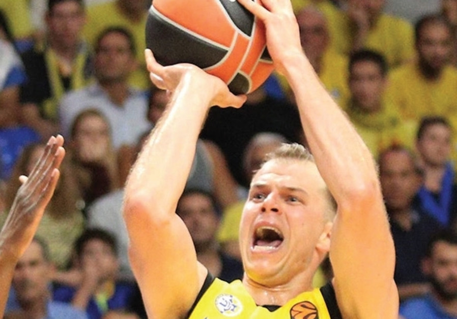 Maccabi Tel Aviv suffers first Euroleague defeat
