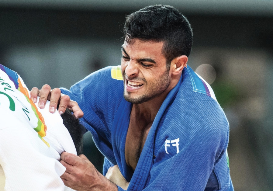 Israel's judo delegation delayed to Abu Dhabi