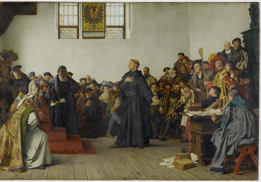 500th anniversary of the Reformation… or not