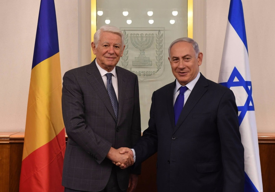 Romanian foreign minister to JPost: Israel doing very well in the world