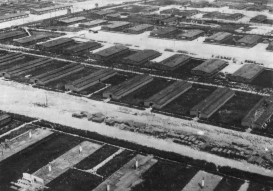 Majdanek, the second largest Nazi death camp in Poland